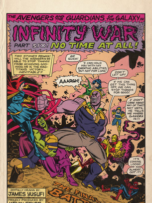 Infinity War Part Six - No Time At All.j