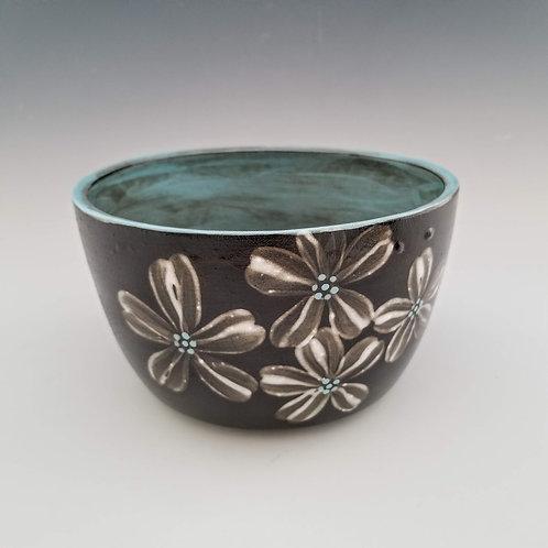 white blossom ramen bowl