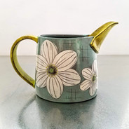 wood anemone pitcher