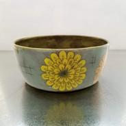 zinnia fruit + serving bowl