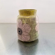 anemone flower vase