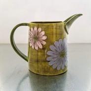 cosmos flower pitcher