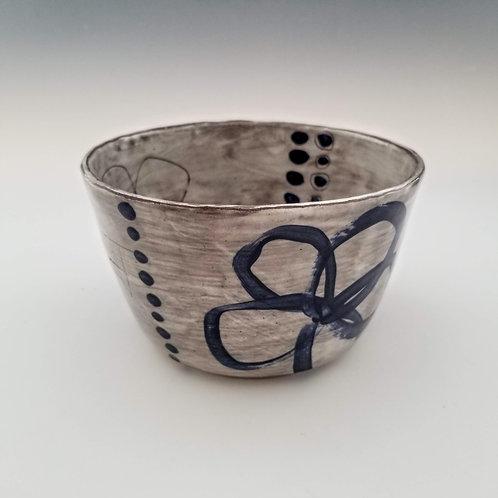 indigo blossom ramen bowl