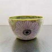 anemone serving bowl