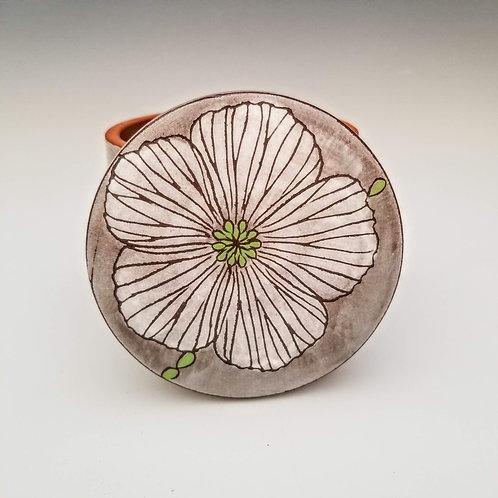 anemone flower stash box
