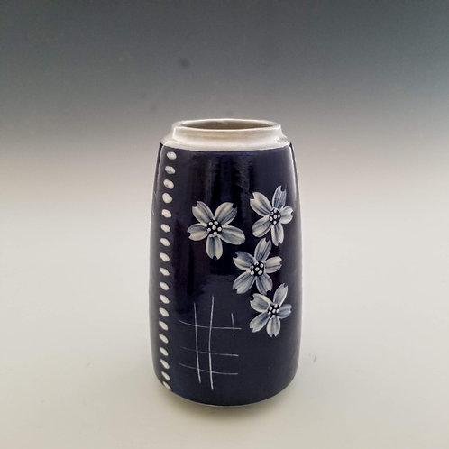 cherry blossoms  vase