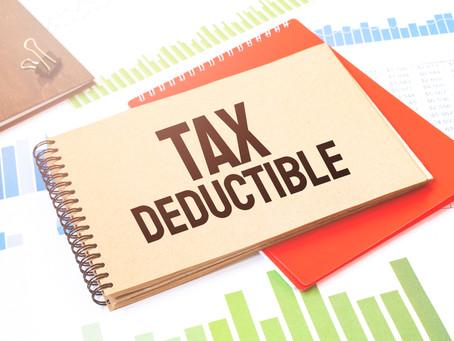 Le detrazioni fiscali 2021