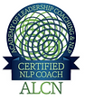 ALCN Logo NLP Practioner ICF Trained Stacy Laine Life Coach Evolve and Rise Up