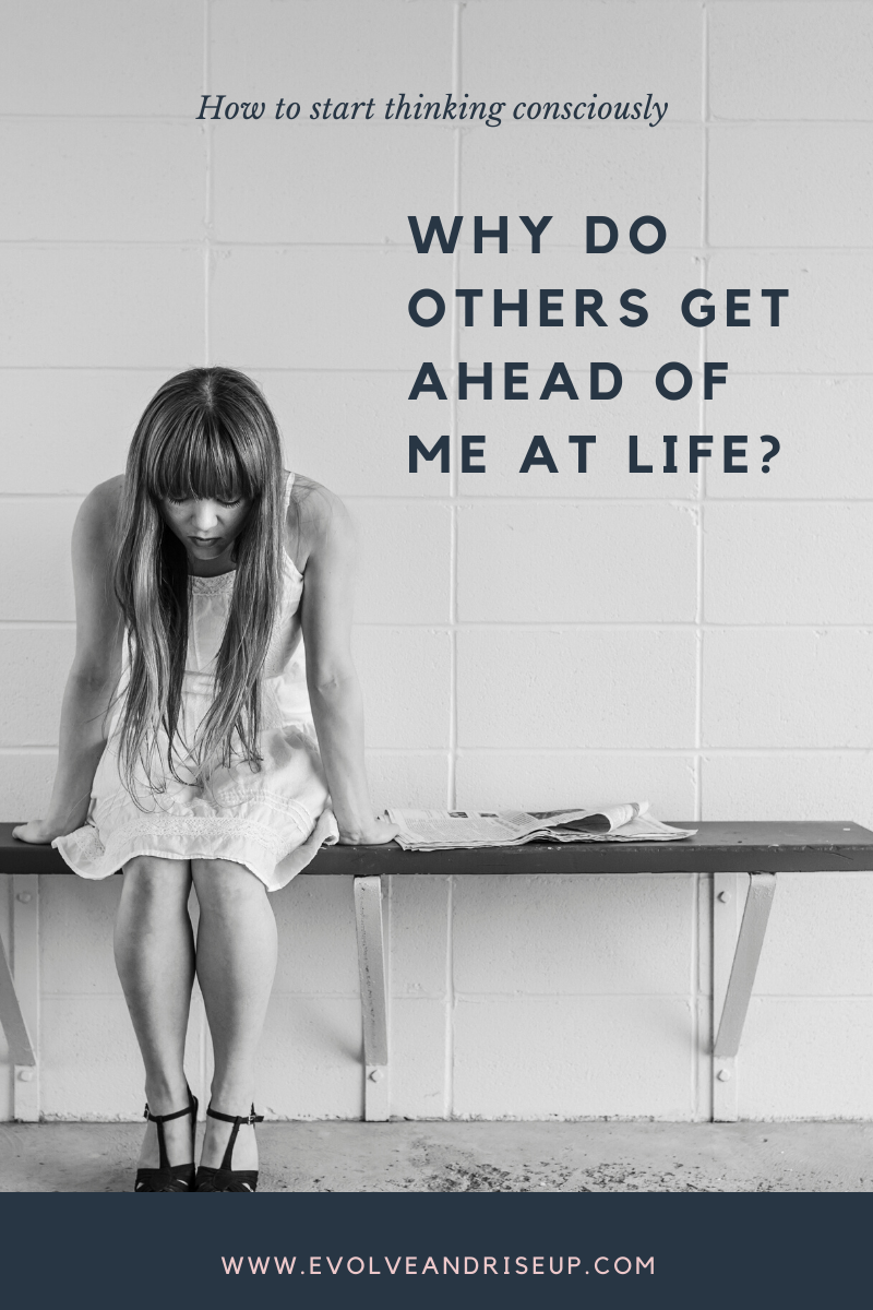 Why do others get ahead of me at life? If you are thinking - My life sucks right now, my life is boring, I feel trapped. Stacy Laine owner of Evolve and Rise Up is a Mindset Life Coach that helps motivated people like yourself create a life you don't want to escape. No longer will you wonder how to make people like you.