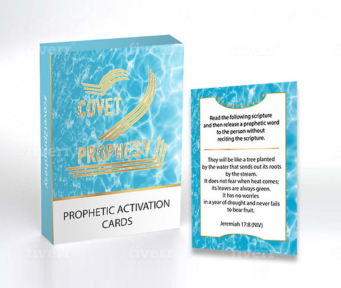 Covet 2 Prophesy Activation Cards