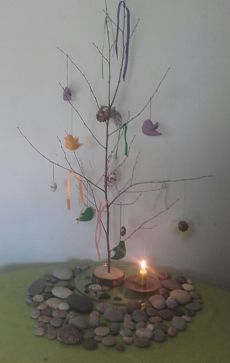Easter Tree (made by Class 4/5)