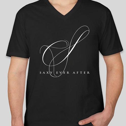 Saxy Logo Black