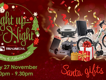 Christmas to launch next week at Light up the Night