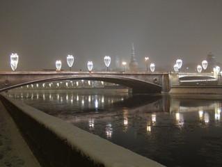 ❄❄❄Заснеженная Москва прекрасна! ✨✨✨