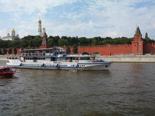 Жаркое лето в Москве