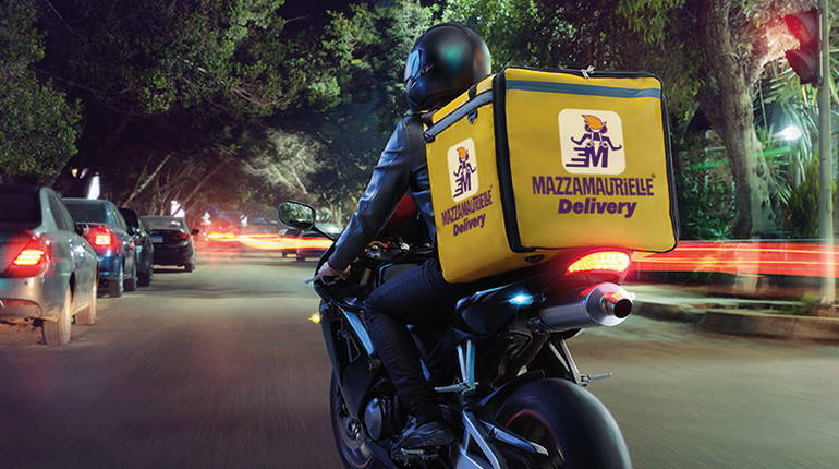 Mazzamaurielle Delivery