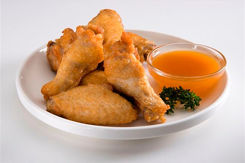 Pre-Cooked Chicken Wings