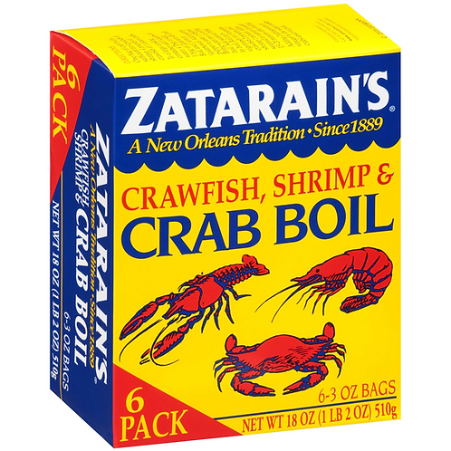 Zatarain's Shellfish Boil Seasoning