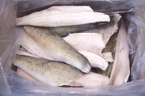 Canadian Walleye Fillets - 11lb. case