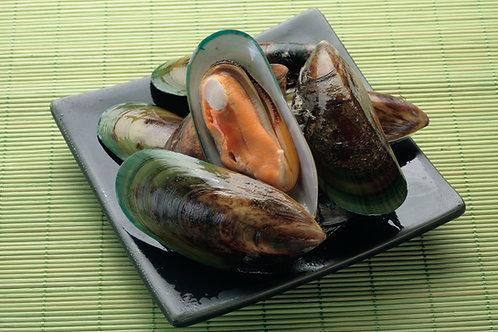 Greenlip Mussels, Half-Shell
