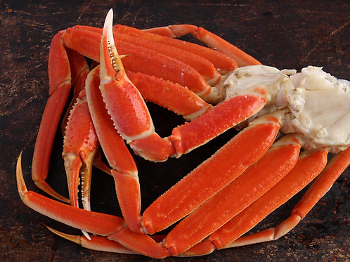 Large Snow Crab Clusters