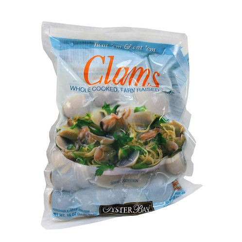 Hard-Shell Clams