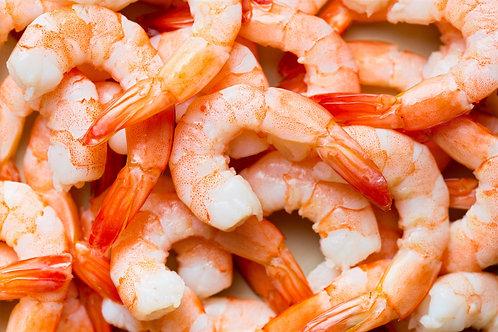 Bulk Cooked Shrimp Boxes