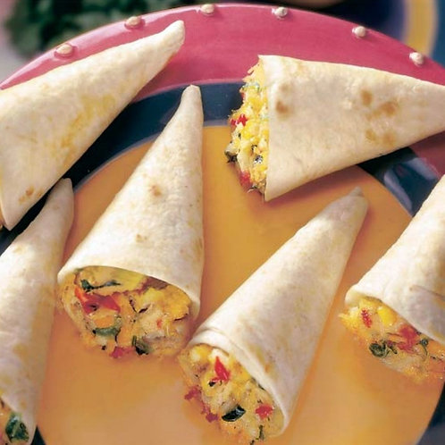 Chicken Quesadilla Wraps