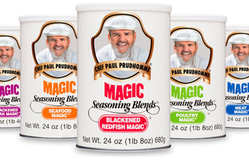 'Magic Blend' Seasoning Spices