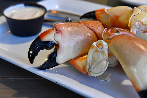 **Florida Stone Crab Claws**