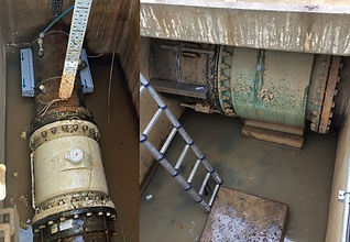 Mag Meter Replacers; dead Electromagentic meter? Don't remove - simply clamp-on beside.