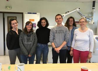 De jeunes anthropologues, écologues et chimistes partagent notre expérience à ChimEco