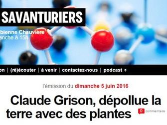 """Réécoutez """"Les savanturiers"""" de 5 juin sur France Inter"""