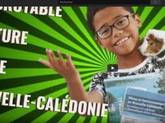 Jean-Victor et la nature de la nouvelle-Calédonie : A découvrir absolument !