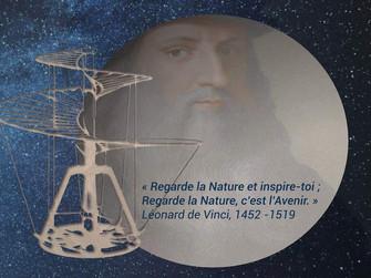 De Léonard à la Lune 500 ans de Bio-Inspiration - La Chancellerie des Universités de Paris