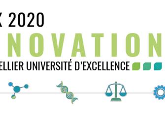 Prix 2020 de l'Innovation MUSE : Mme Claude GRISON Lauréate