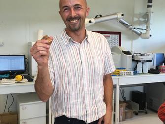 l'unité ChimEco est fière d'accueillir Yves-Marie Legrand, IR CNRS, physicochimiste et modél
