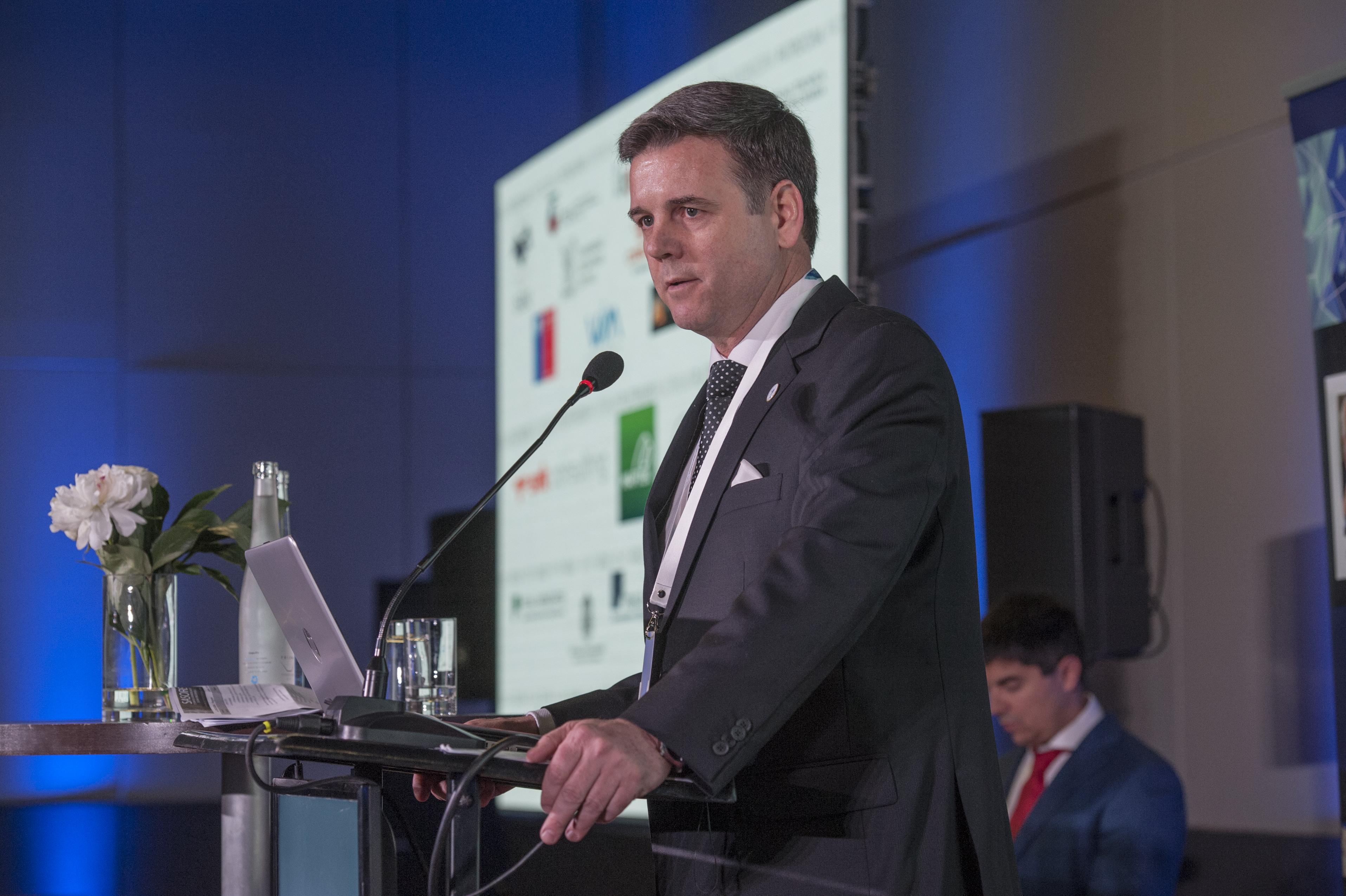 Antonio Bonani. Presidente SCMR