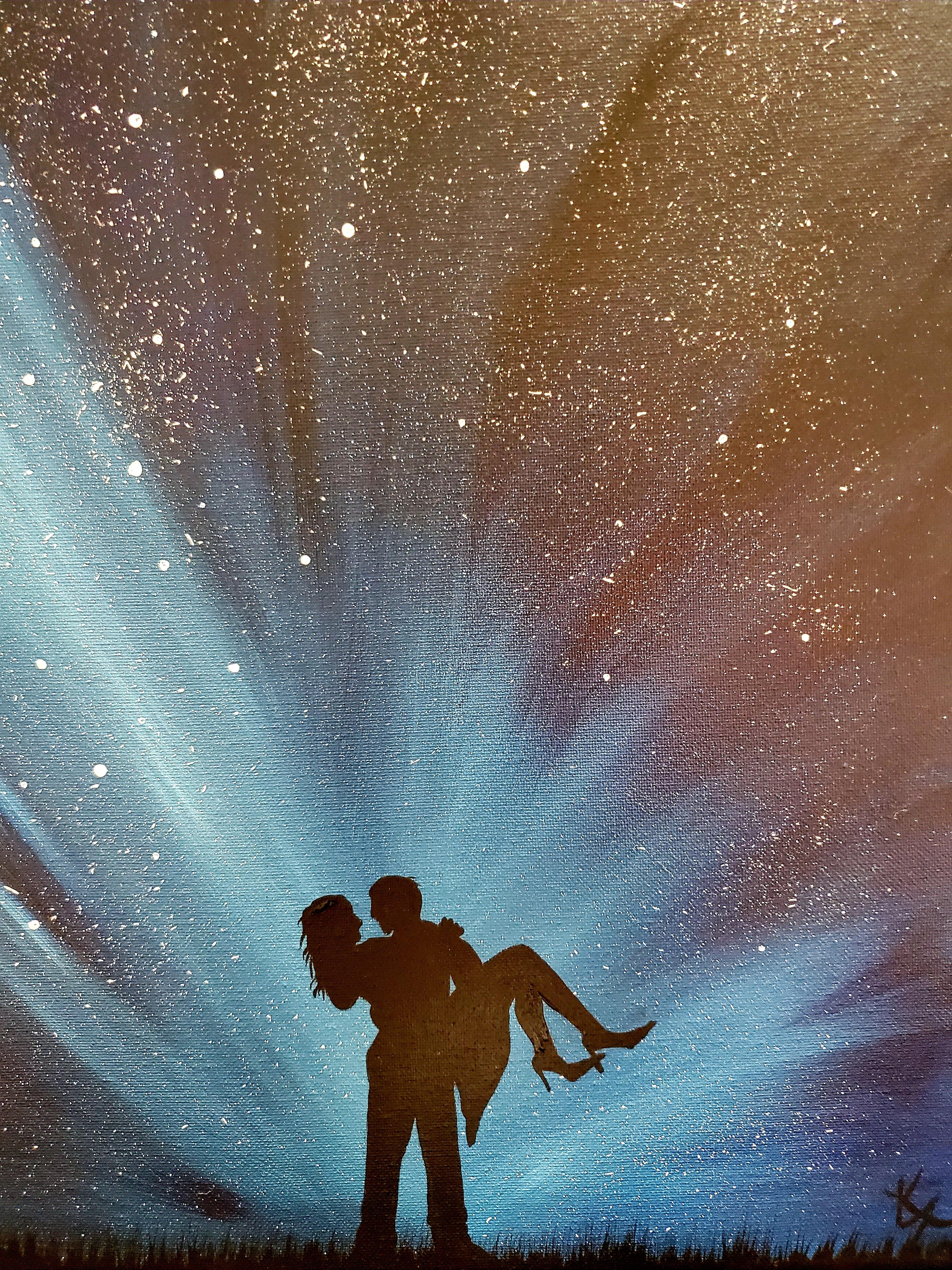 Romance Under Stars