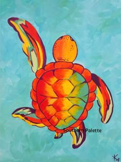 Sea Turtle E