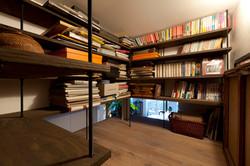 トートアーキテクツ  マンションリノベーションbook storage