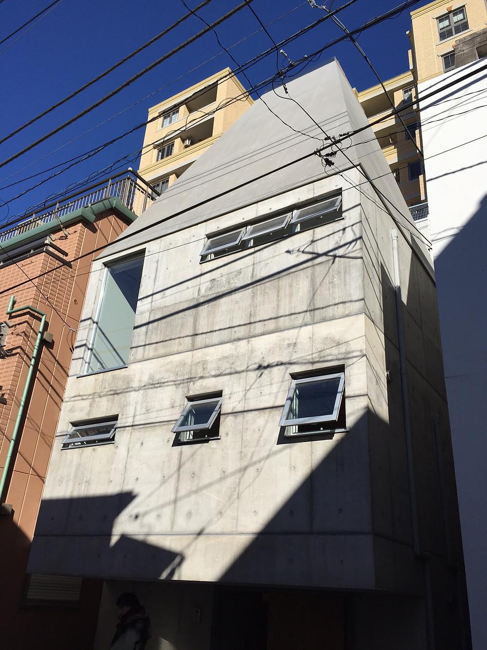 オンデザイン 「空のある家」 オープンハウス アトリエトート 安田智紀