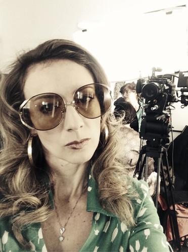 'Lydia'; on set- Lydia's Last One