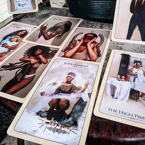 Melanade Stand Tarot Cards