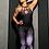Thumbnail: Ombre Lilac Yoga Jumpsuit