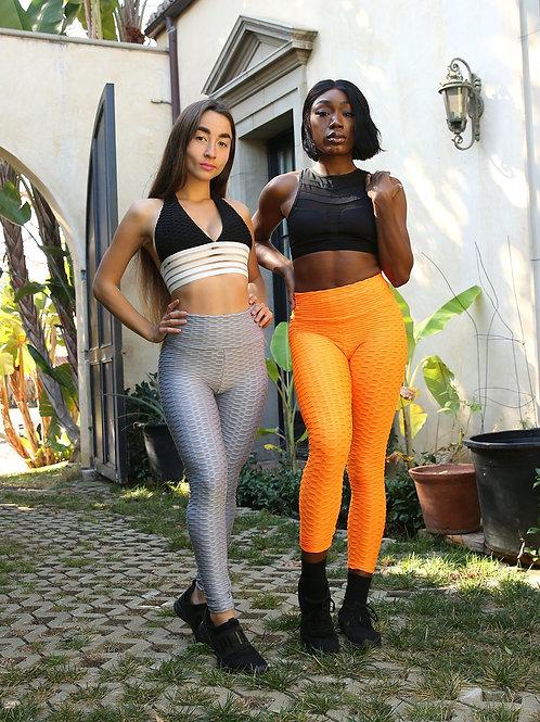 Bentley Leggings - Orange