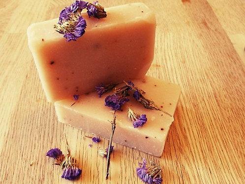 African Violet Artisan Soap