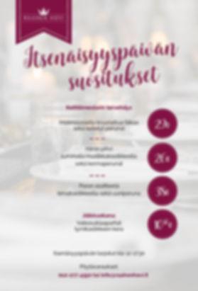 Raahen_Hovi_itsenaisyyspaivalounas_menu_