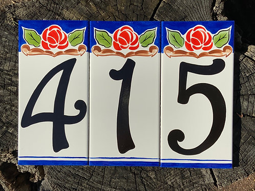 Rosa house number