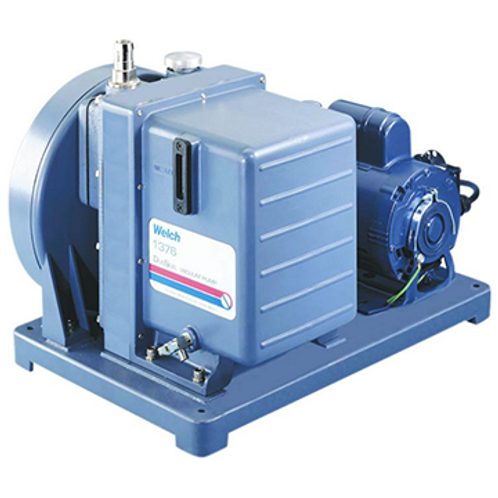 Welch DuoSeal 1380 Single Stage Belt Driven Vacuum Pump